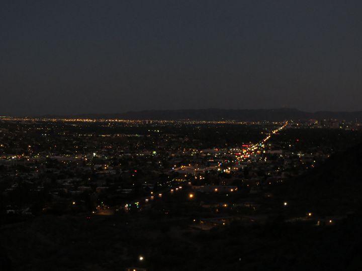 Night lights - Zarx