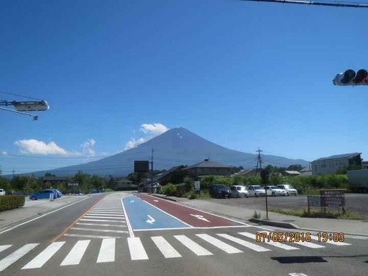 Mt. Fuji - Zarx