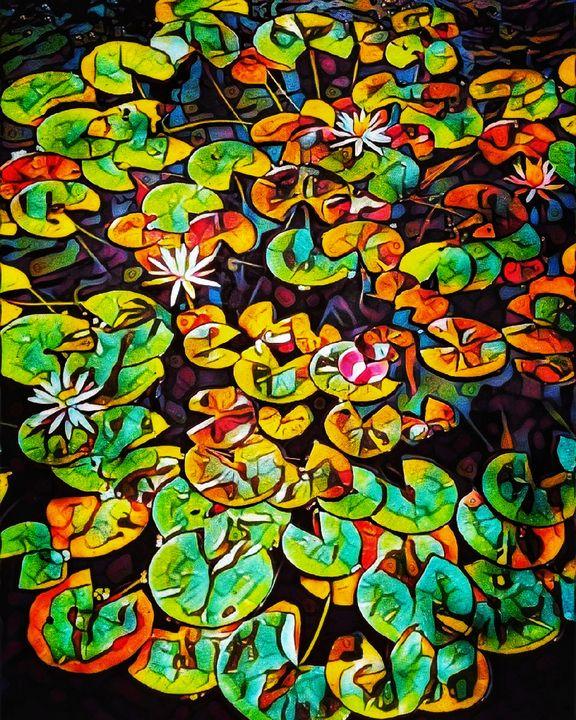 Water Lilies - Steve Ralis