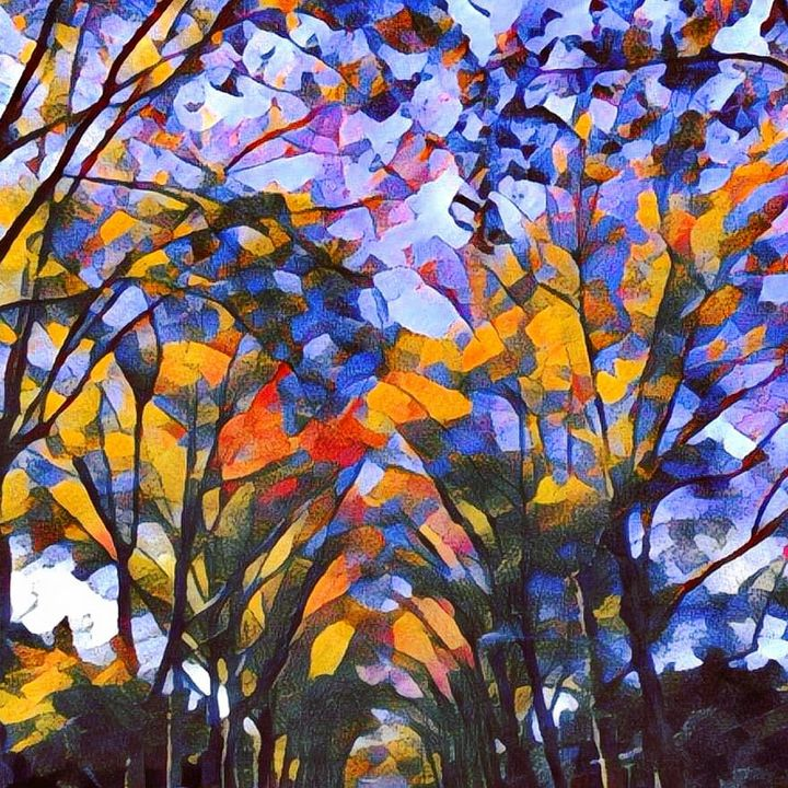 Autumn Sky - Steve Ralis