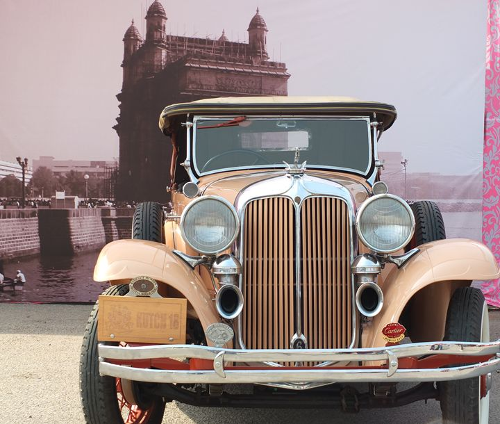 vintage cars - Yogesh Sakhuja