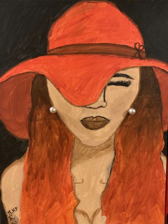 """""""Lady in Red"""" - tHe WoNdEr BoX"""