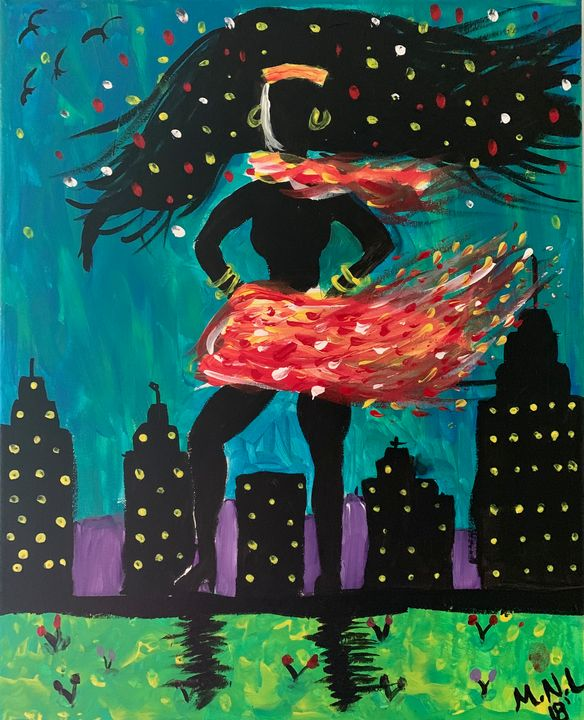 """City of Lights"" - tHe WoNdEr BoX"