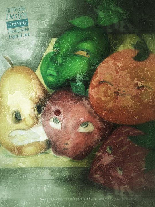 "Drawing_fruits - Veronika ""Vince"" Santosa"