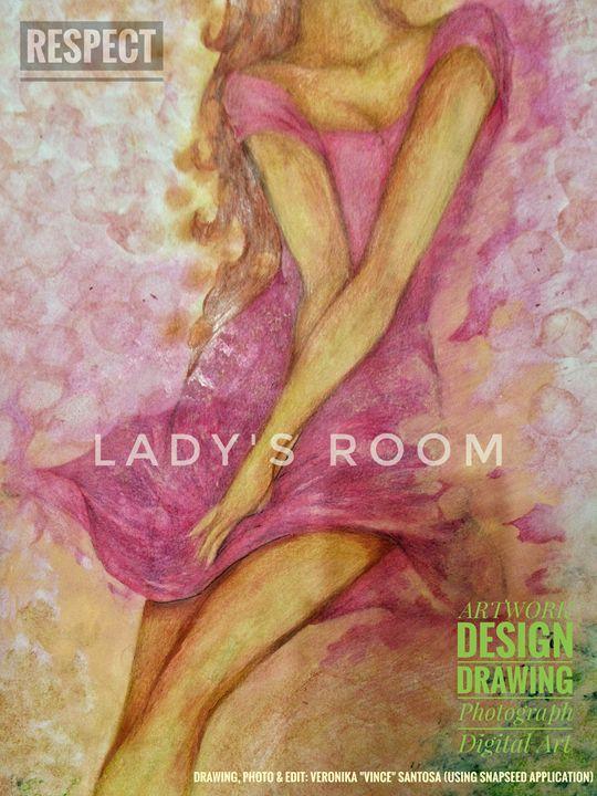 """Lady's Room - Veronika """"Vince"""" Santosa"""