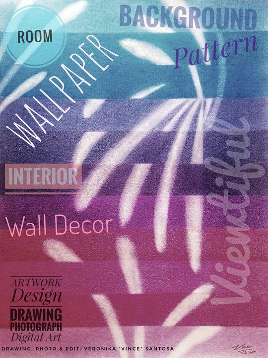 "Lines, colour & fireworks - Veronika ""Vince"" Santosa"