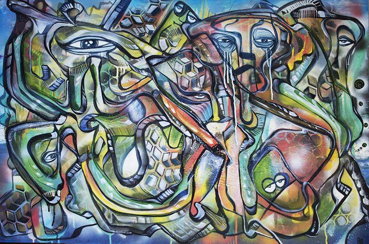 Modular Perceptions - Larry Calabrese Art