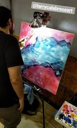 Larry Calabrese Art