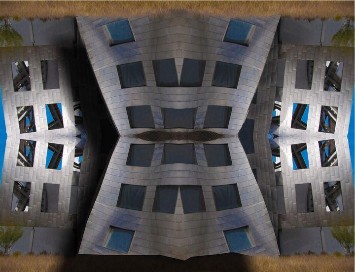 Architectural Brains - Jodie Herpel