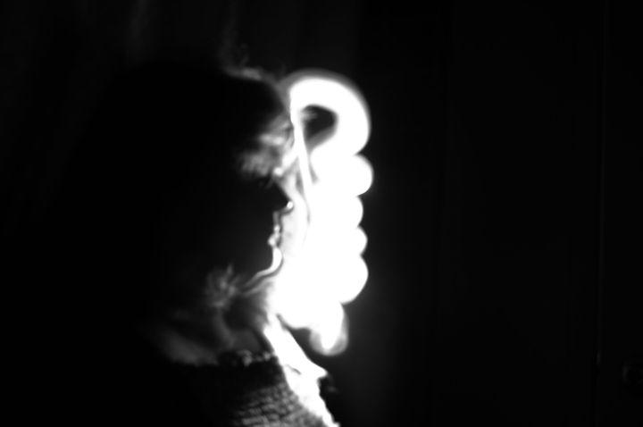 Illuminated Sillouhette - Jodie Herpel