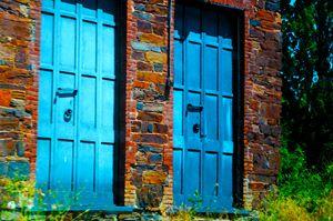 Ole Double Door Shed - Jodie Herpel