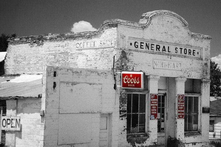 The Ole General Store - Jodie Herpel