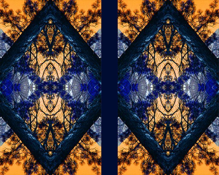 Blue Vinyard - Jodie Herpel