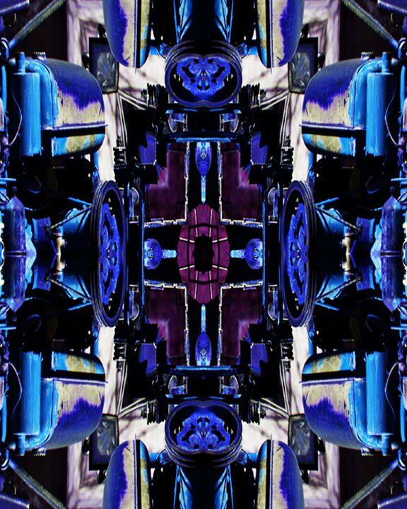 Ole Tractor Parts - Jodie Herpel