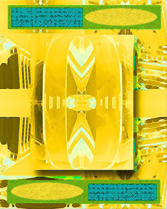 Yellow Reflekshun - Jodie Herpel