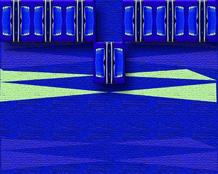 Blu Tank - Jodie Herpel