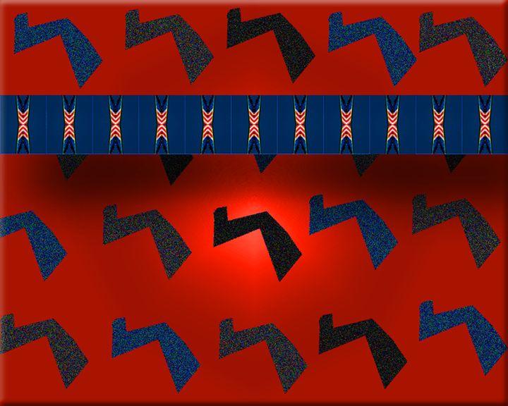 Flag Zig - Jodie Herpel