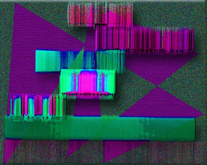Balancing Blocks - Jodie Herpel