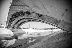 Fourth Street Bridge II, Los Angeles