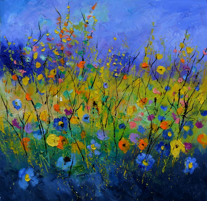 Summer 2021 - Pol Ledent's paintings