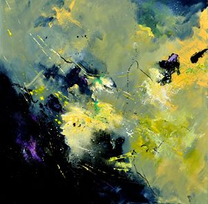 abstract 882180 - Pol Ledent's paintings