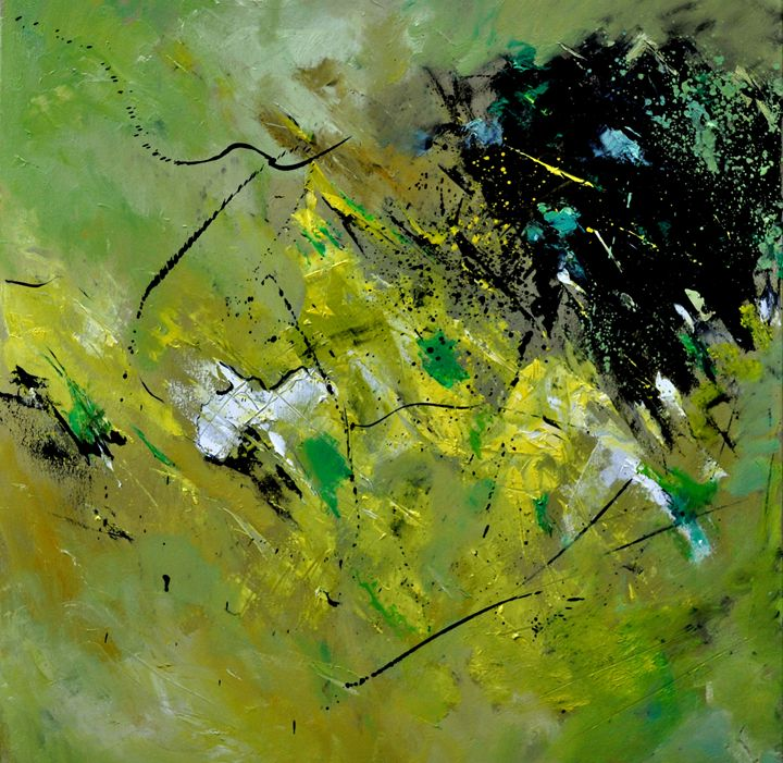 abstract 88212101 - Pol Ledent's paintings