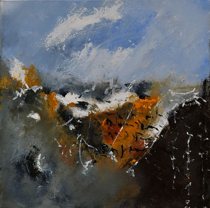 abstract 5504 - Pol Ledent's paintings