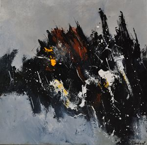 abstract 5501 - Pol Ledent's paintings
