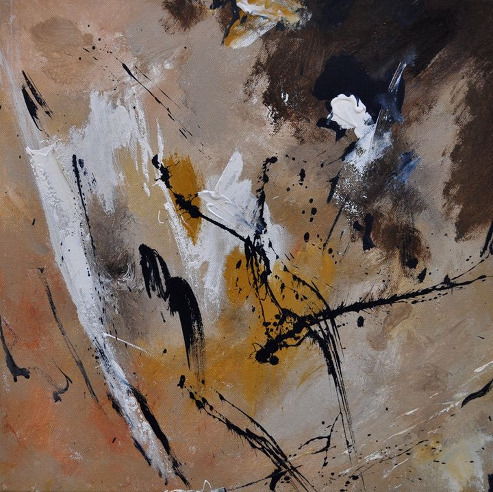 abstract 5563 - Pol Ledent's paintings