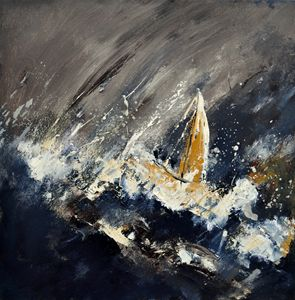 tempest 55 - Pol Ledent's paintings