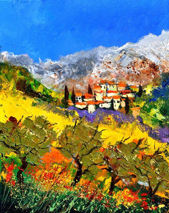 provence 452150 - Pol Ledent's paintings