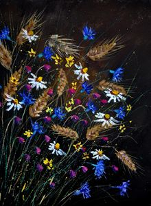 wild flowers 452150 - Pol Ledent's paintings