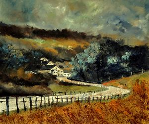 sechery 672101 - Pol Ledent's paintings