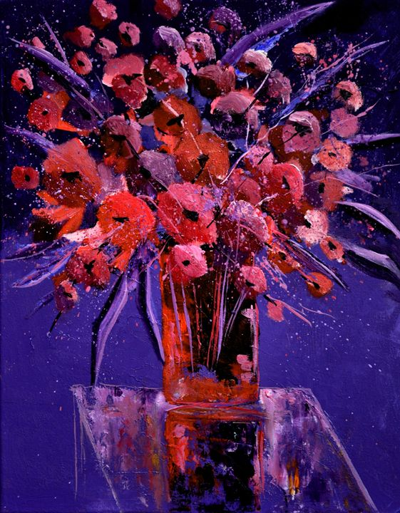 still life 452121 - Pol Ledent's paintings