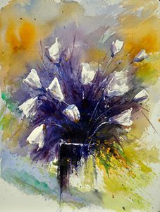 watercolor 214072 - Pol Ledent's paintings