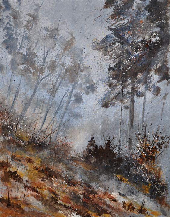 November 4521 - Pol Ledent's paintings