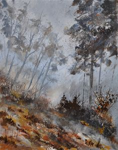 November 4521 - Pol Ledent's paintings