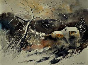 watercolour 210181 - Pol Ledent's paintings