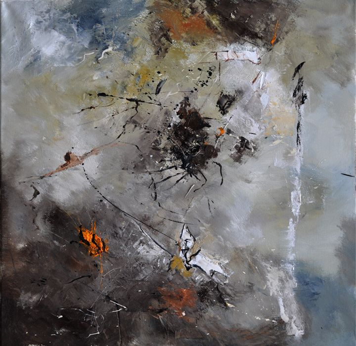 abstract 7721 - Pol Ledent's paintings