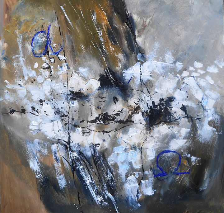 abstract 88554 - Pol Ledent's paintings
