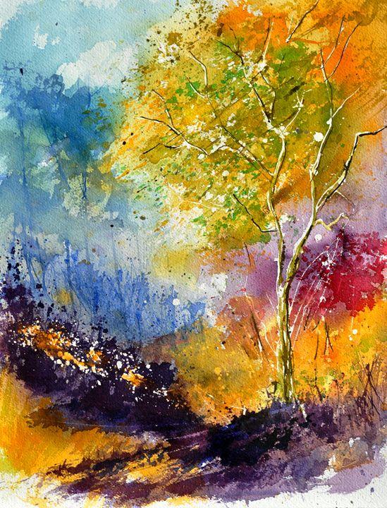 watercolor 213042 - Pol Ledent's paintings