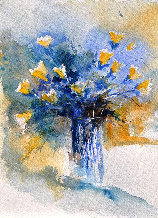 watercolor 45212 - Pol Ledent's paintings