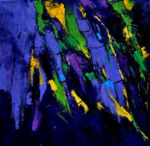 abstract 5531101 - Pol Ledent's paintings