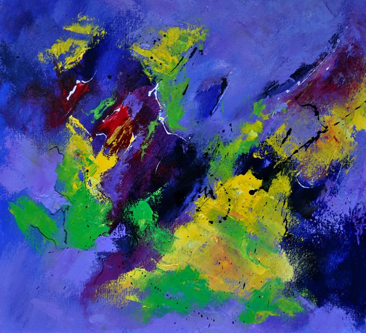 abstract 5531102 - Pol Ledent's paintings