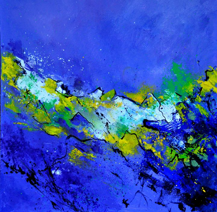 abstract 5531103 - Pol Ledent's paintings