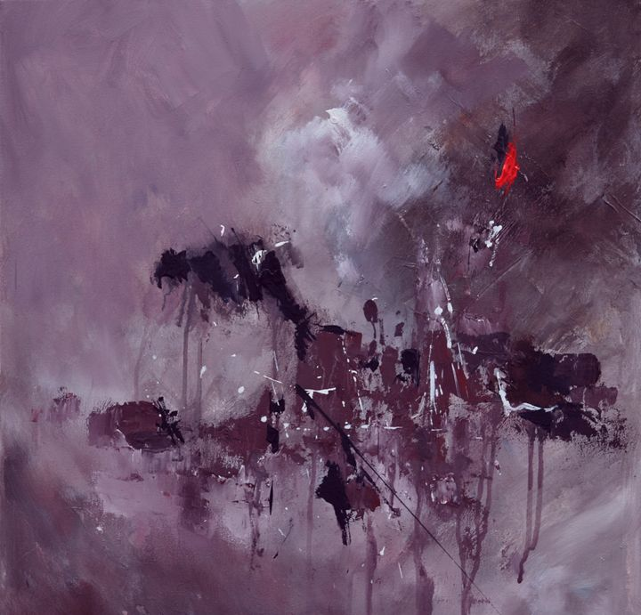 abstract 6621302 - Pol Ledent's paintings