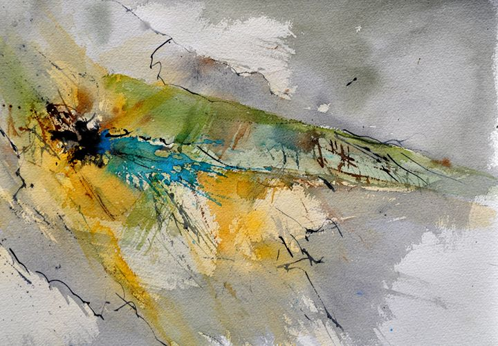 watercolor 213001 - Pol Ledent's paintings