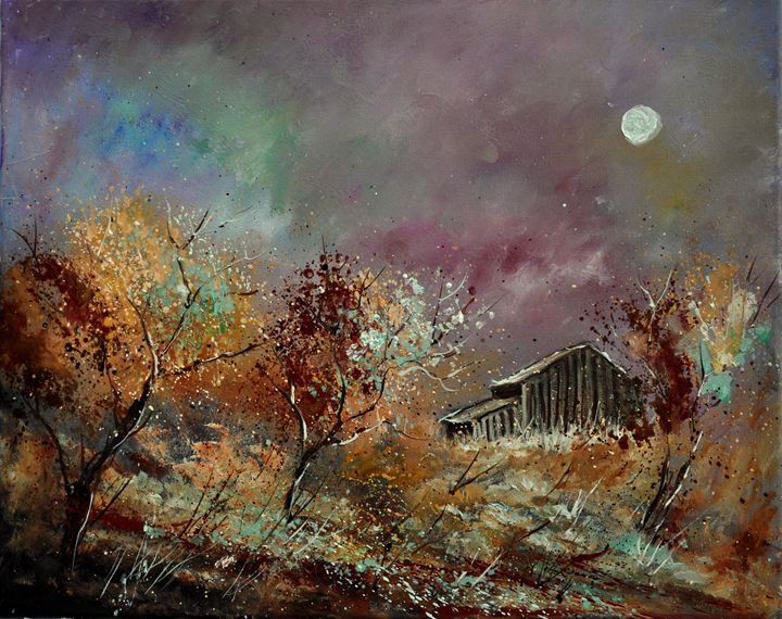 autumn 453110 - Pol Ledent's paintings