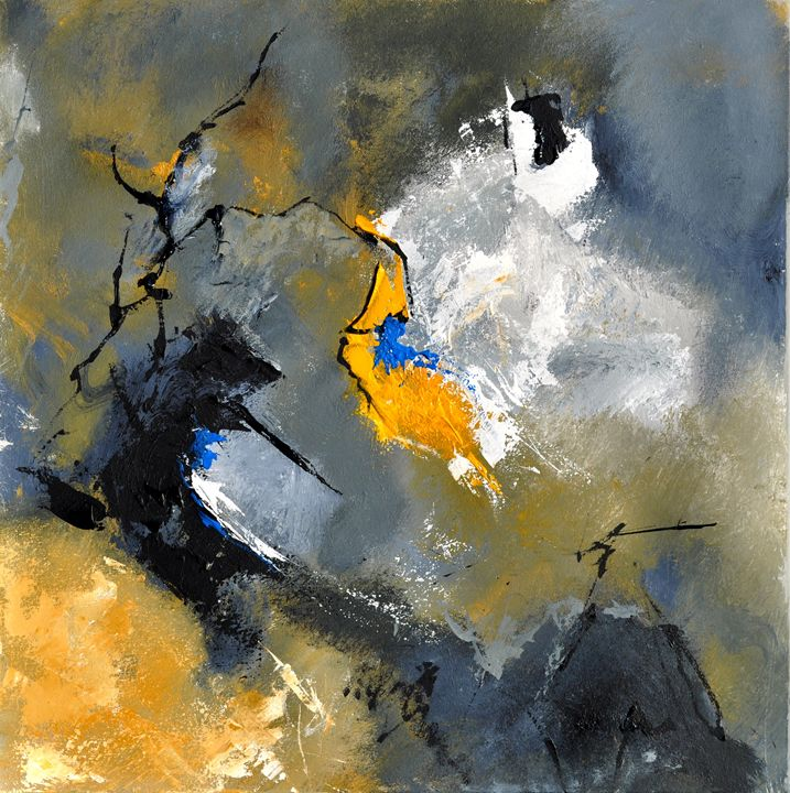 abstract 5531301 - Pol Ledent's paintings