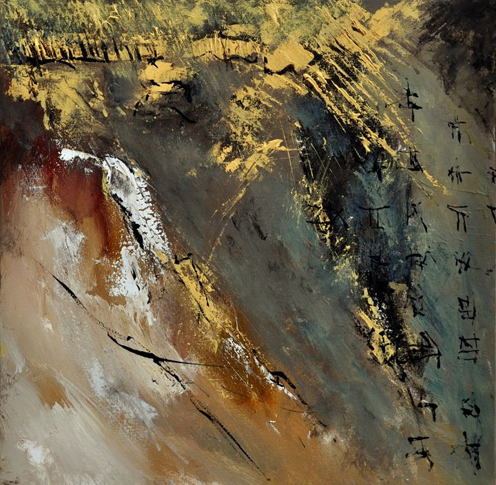 abstract 66313051 - Pol Ledent's paintings